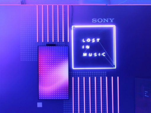 Sony – Lost in Music